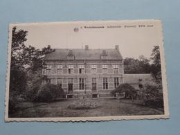Wechelderzande - Achterzicht ( Pastorij ) XVII Eeuw ( 2 - Albert / L. Proost-Poels ) Anno 19?? ( Zie Foto's ) ! - Lille