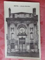 Dep 78 , Cpsm  MANTES , L'Ancien Hotel Dieu  (14.141) - Mantes La Ville