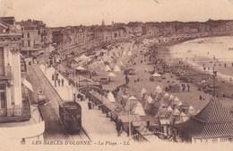 LES SABLES D'OLONNE/LE TRAMWAY (dil375) - Sables D'Olonne