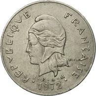 Monnaie, Nouvelle-Calédonie, 50 Francs, 1972, Paris, TB+, Nickel, KM:13 - New Caledonia