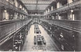 BANQUES - 75 PARIS - Banque CREDIT LYONNAIS ( CL LCL ) Siège Du Bld Italiens : Une Des Principales Galeries - CPA - Banken