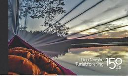 NORWAY, 2018, Booklet 199, Norwegian Trekking Association, Prestige Book - Booklets