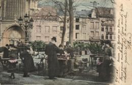 BELGIQUE - ANVERS - ANTWERPEN - Le Marché Aux Fleurs. - Antwerpen