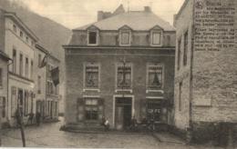 BELGIQUE - NAMUR - DINANT - Prison Improvisée Par Les Allemands Le 23 Août 1914. - Dinant