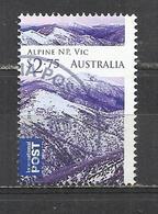 AUSTRALIA 2014 - ALPINE NATIONAL PARK, VICTORIA - USED OBLITERE GESTEMPELT USADO - 2010-... Elizabeth II