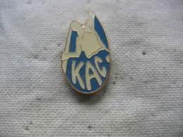 Pin's KAC, Canoe Kayac - Canoeing, Kayak