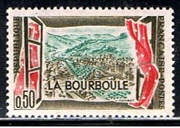 3F 107 // Y&T 1256 // 1960 - France