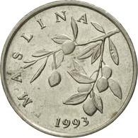 Monnaie, Croatie, 20 Lipa, 1993, TB+, Nickel Plated Steel, KM:7 - Croatie