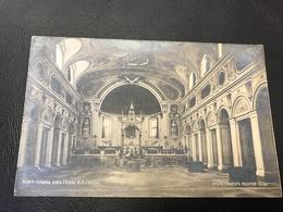 350 - ROMA Interno Della Chiesa Di S. Cecilia - Kerken