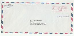 1979 The WORLD BANK Washington To UN NY USA COVER Stamps Banking Finance United Nations - UNO