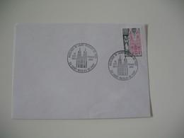 Enveloppe  1974  Cachet Basilique De Saint-Nicolas-de-Port  N° 1810 - Marcofilia (sobres)
