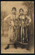 X01 - Egypt - Types And Scenes 167 - Arab Dancing Girls - Used Yercaud India To Nederbrakel Belgium - Personen