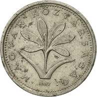 Monnaie, Hongrie, 2 Forint, 1997, Budapest, TB, Copper-nickel, KM:693 - Hungría