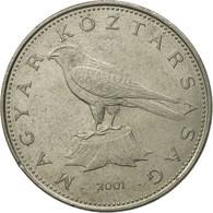 Monnaie, Hongrie, 50 Forint, 2001, Budapest, TTB, Copper-nickel, KM:697 - Hungary
