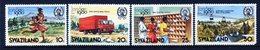 Swaziland 1980 London '80 International Stamp Exhibition Set  MNH (SG 355-358) - Swaziland (1968-...)
