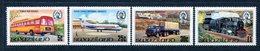 Swaziland 1981 Transport Set MNH (SG 368-371) - Swaziland (1968-...)