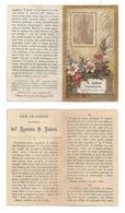 Santino: S. Andrea Apostolo (1890) - Andachtsbilder