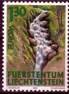 Liechtenstein Mi 1255 Europa Cept 2001 Postfris M.N.H. - Europa-CEPT
