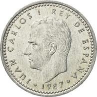 Monnaie, Espagne, Juan Carlos I, Peseta, 1987, TB+, Aluminium, KM:821 - [ 5] 1949-… : Royaume