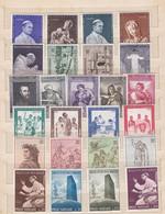VATICANO  PONTIFICATO PAOLO VI COLLEZIONE DI 194 FRANCOBOLLI NUOVI PERFETTI - Collezioni (senza Album)