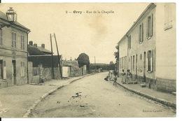 60 - ORRY LA VILLE / RUE DE LA CHAPELLE - France