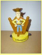 MAC013 / Figurine Woody Toy Story / Mc Donalds DISNEY / 1999 - Disney