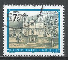 Austria 1987. Scott #1362 (U) Loretto Monastery, Burgenland * - 1945-.... 2ème République