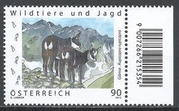 Austria 2013. Scott #2427 (MNH) Rupicapra Rupicapra * - 1945-.... 2ème République
