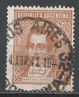 Argentina 1935. Scott #427 (U) Lawyer, Mariano Moreno * - Argentinië