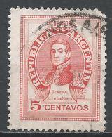 Argentina 1945. Scott #547 (U) General San Marin * - Argentine