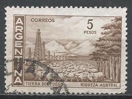 Argentina 1959. Scott #695 (U) Tierra Del Fuego * - Argentine
