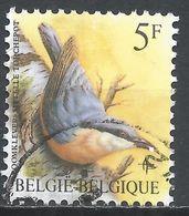 Belgium 1988. Scott #1224 (U) Sittele Torchepot, Bird * - 1985-.. Oiseaux (Buzin)