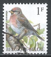 Belgium 1992. Scott #1432 (U) Sizerin Flamme, Bird * - Belgique