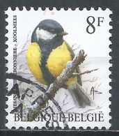 Belgium 1992. Scott #1443 (U) Mesange Charbonniere, Bird * - Belgique