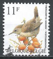 Belgium 1992. Scott #1445 (U) Troglodyte Mignon, Bird * - Belgique