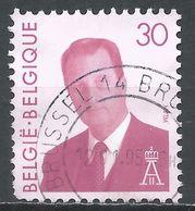 Belgium 1994. Scott #1523 (U) King Albert II * - Belgique