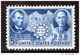 U.S. 906   **  CHINA - United States