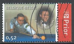 Belgium 2006. Scott #2145g (U) International Billiards Champions From Belgium, Frédéric Caudron * - Belgique