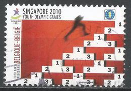 Belgium 2010. Scott #2445 (U) 2010 Youth Olympics, Singapore * - Belgique