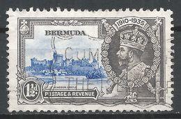 Bermuda 1935. Scott #101 (U) Silver Jubilee King George V * - Bermudes
