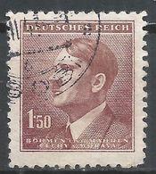 Bohemia & Moravia 1942. Scott #70 (U) Adolf Hitler * - Bohême & Moravie