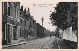 Ecaussines D'Enghien , Rue Arthur Pauplier - Ecaussinnes