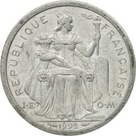Monnaie, French Polynesia, Franc, 1992, Paris, TTB, Aluminium, KM:11 - French Polynesia