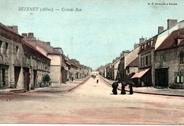 BEZENET - Grande Rue - Francia