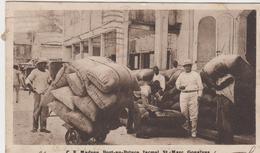 Haiti Port Au Prince Mestieri Caffè Trasporto - Cartoline