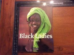 Black Ladies Uwe Ommer - Kunst