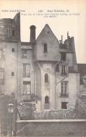 PARIS ( Série Paris Autrefois N° 145 ) TOUR Dite De CALVETTE Ancien Collège De Fortet - 21 Rue Valette - CPA - Seine - Konvolute, Lots, Sammlungen