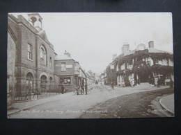 AK WHITCHURCH Newbury Street  Hampshire 1920 //  D*33806 - Sonstige
