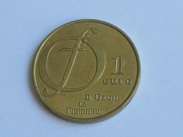 1 Euro D'OZOIR LA FERRIERE - 15 Décembre1997 Au 4 Janvier1998  **** EN ACHAT IMMEDIAT **** - Euros Of The Cities
