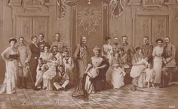 AK Das Deutsche Kaiserhaus - Ca. 1910 (36141) - Königshäuser